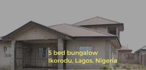 5 bedroom Flat / Apartment for sale Club 24 area, igbogbo Igbogbo Ikorodu Lagos