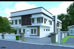 5 bedroom Semi Detached Duplex for sale Berger Ojodu Lagos