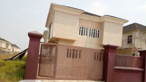 5 bedroom Detached Duplex House for sale Mayfair gardens estate Awoyaya Ajah Lagos