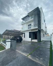 5 bedroom Detached Duplex House for sale Secured estate in Osapa London  Lekki Phase 2 Lekki Lagos