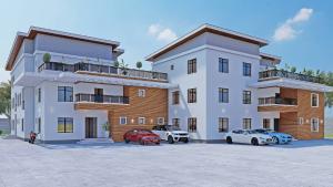5 bedroom Semi Detached Duplex for sale Guzape Cadastral Zone Guzape Abuja