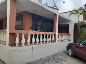 5 bedroom Semi Detached Bungalow House for sale Niran folowosele street. Oke-Afa Isolo Lagos