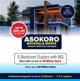 Detached Duplex House for sale Asokoro Extension (Guzape), Abuja Asokoro Abuja