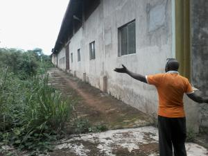 Warehouse Commercial Property for sale Lagos / Abeokuta express road ,  Abeokuta,  Ogun State,  Nigeria  Totoro Abeokuta Ogun