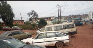 Commercial Land Land for sale opposite brent store sawmill old ife road Ife North Osun