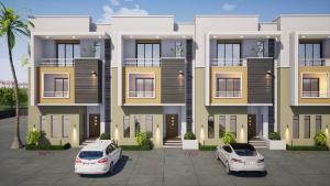 4 bedroom Terraced Duplex House for sale Gudu Phase 2 Abuja