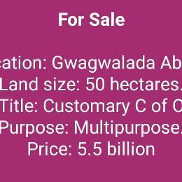 Mixed   Use Land Land for sale Gwagwalada Abuja