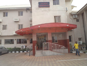 Hotel/Guest House Commercial Property for sale NO 2, NDAGI MAMUDU STREET, OPPOSITE POLICE QUARTERS JABI ABUJA Jabi Abuja