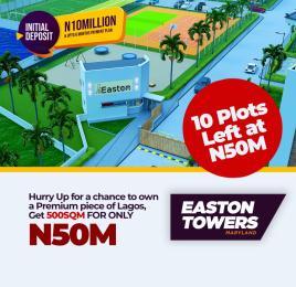 Land for sale Wasimi Street, Peace Estate , Lateef Jakande, Maryland, Lagos, Nigeria LSDPC Maryland Estate Maryland Lagos
