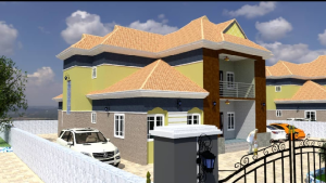 4 bedroom Residential Land Land for sale New Estate directly behind River Park Estate Lugbe Abuja