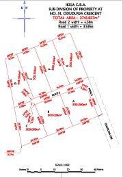 Mixed   Use Land for sale Oduduwa Crescent Ikeja GRA Ikeja Lagos