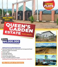 Mixed   Use Land Land for sale 15mins Drive From Nnamdi Azikwe Int'l Airport Kuje Abuja
