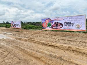 Mixed   Use Land Land for sale Abijo, Less Than 3 Minutes Drive From Lekki Epe Expressway Lekki Lagos