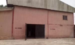 Warehouse Commercial Property for sale Otta industrial estate Ota-Idiroko road/Tomori Ado Odo/Ota Ogun
