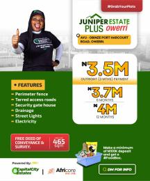 Land for sale Avu Obinze Porth Harcourt Road Owerri Imo