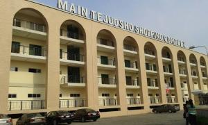 Shop in a Mall Commercial Property for sale Tejuosho shopping Complex Tejuosho Yaba Lagos