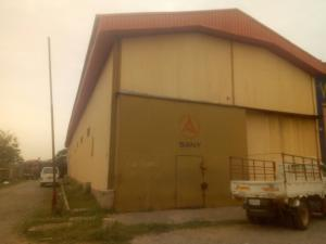 Warehouse Commercial Property for rent Idu Industrial Layout Idu Industrial(Institution and Research) Abuja