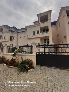 5 bedroom Semi Detached Duplex for rent Channels Tv Guzape Abuja