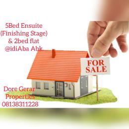 5 bedroom Detached Bungalow House for sale Olokuta area, IdiAba Idi Aba Abeokuta Ogun