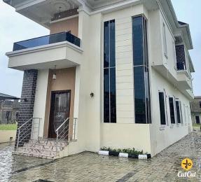5 bedroom Detached Duplex House for sale 2nd Toll Gate,Lekki chevron Lekki Lagos