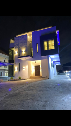 Detached Duplex House for sale Lekki 2nd tollgate lagos  Lekki Lagos
