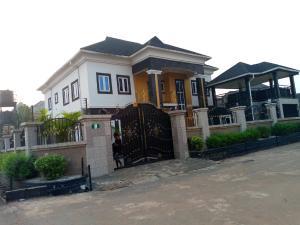 5 bedroom Terraced Duplex House for sale Behind Asaba Housing Estate by Benin Asaba Expressway  Asaba Delta
