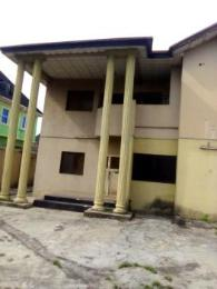 Detached Duplex House for sale Labak estate Oko oba road Agege Lagos
