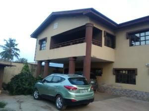 9 bedroom Detached Duplex House for sale Gowon estate egbeda Lagos  Egbeda Alimosho Lagos