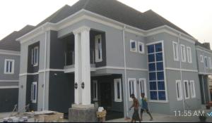 Detached Duplex for sale Arapaja Estate Mobile Ring Road Ring Rd Ibadan Oyo
