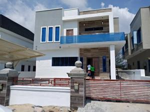 5 bedroom Self Contain for sale Megamond Estate chevron Lekki Lagos