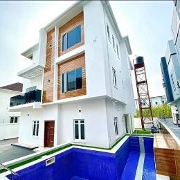 5 bedroom Detached Duplex for sale Abraham Adesanya Abraham adesanya estate Ajah Lagos
