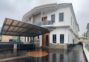 5 bedroom Semi Detached Duplex for sale Oral Estate Lekki Lagos