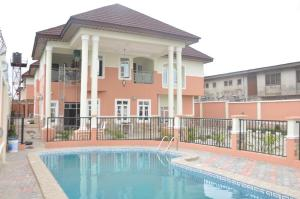 5 bedroom Detached Duplex House for sale Estate  Agege Lagos