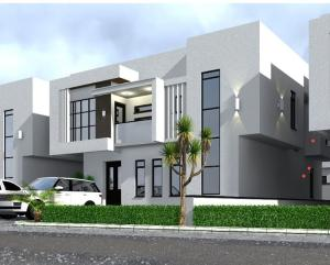 5 bedroom Detached Duplex for sale Conservation chevron Lekki Lagos