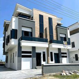 5 bedroom Semi Detached Duplex House for sale Orchid road, by second toll gate Lekki chevron Lekki Lagos