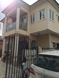 Detached Duplex House for sale Okeira Ogba Oke-Ira Ogba Lagos
