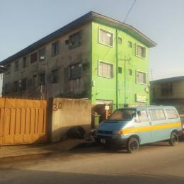 Blocks of Flats House for sale Shobande Street  Akoka Yaba Lagos
