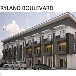 4 bedroom Terraced Duplex House for sale Maryland ikeja Lagos  Maryland Lagos