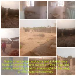 Self Contain Flat / Apartment for sale Bwari-Abuja. Phase 1 Abuja