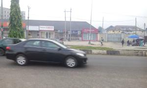 Commercial Land Land for sale Close to Eliozu Flyover East West Road Port Harcourt Rivers