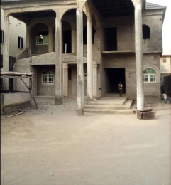 6 bedroom Detached Duplex House for sale Along Obawole, opposite LGA Secretariat Iju Lagos