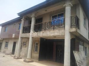 6 bedroom Detached Duplex House for sale  Off General Hospital Igando  Igando Ikotun/Igando Lagos