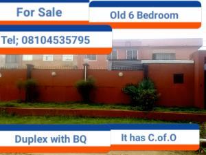 6 bedroom Semi Detached Duplex House for sale Ihama Road Oredo Edo