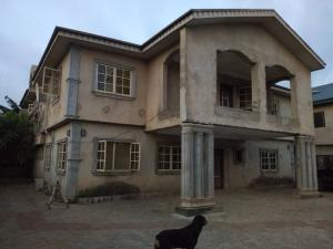 6 bedroom Detached Duplex House for sale Magboro Obafemi Owode Ogun