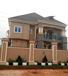6 bedroom Detached Duplex House for sale Iguomo Off Benin Agbor Road Central Edo