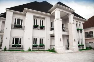 6 bedroom House for sale Gwarimpa Gwarinpa Abuja