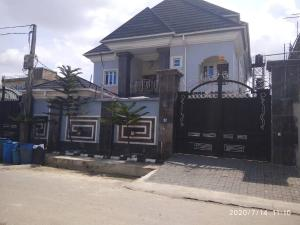 6 bedroom Semi Detached Duplex House for sale Idowu Olatunde Street, Off Ago Palace Way Ago palace Okota Lagos
