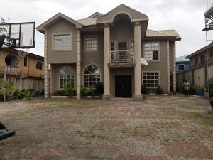 6 bedroom Detached Duplex House for sale Scheme 1 Estate Oko oba Agege Lagos