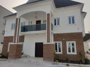 6 bedroom Detached Duplex House for rent Pinnock estate phase 1 Osapa london Lekki Lagos