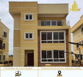 6 bedroom Detached Duplex House for sale Western Foreshore Estate, beside Pinnock Beach Estate, Jakande Lekki Lagos